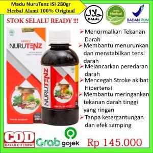 Harga madu nurutenz herbal alami penurun hipertensi amp penurun darah   HARGALOKA.COM
