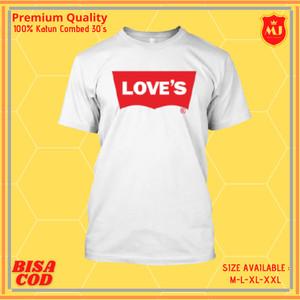 Harga baju kaos t shirt pakaian distro original pria cowok murah levis | HARGALOKA.COM