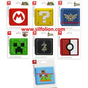 Harga nintendo switch premium game card case mario edition   zelda | HARGALOKA.COM