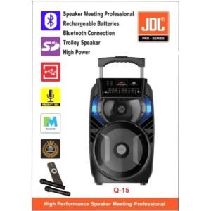 Harga speaker aktif portable jdl q 15 inch speaker | HARGALOKA.COM