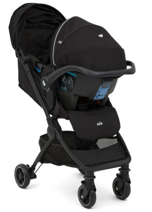 Harga baby stroller joie pact travel system   coal   | HARGALOKA.COM
