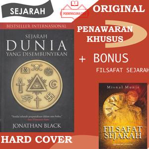 Harga original   sejarah dunia yang disembunyikan jonathan black bonus | HARGALOKA.COM