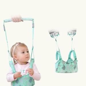 Harga baby moonwalk walking assistant belt alat bantu belajar jalan bayi   merah | HARGALOKA.COM