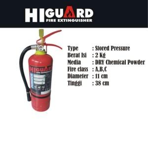 Harga apar 2 kg pemadam api tabung apar mobil murah abc powder bandung   packing | HARGALOKA.COM