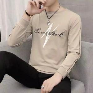 Harga kaos pria lt lace kaos cowok lengan panjang baju pria keren   coksu | HARGALOKA.COM