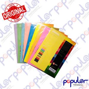 Harga kertas hvs warna sidu a4 80gr isi 20 | HARGALOKA.COM