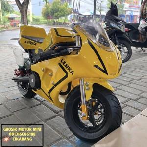 Harga motor mini gp 50cc mesin | HARGALOKA.COM