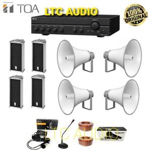 Harga paket sound system toa masjid musholla berkah | HARGALOKA.COM