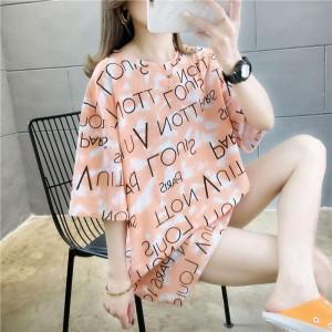 Harga kaos fashion katun adem big size modernshe   loui   | HARGALOKA.COM