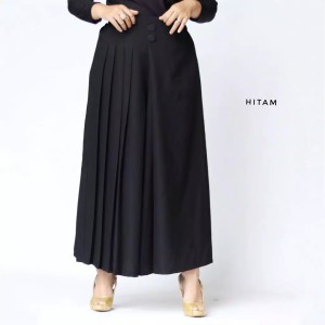 Harga kulot rempel kancing by givi celana kulot premium   | HARGALOKA.COM