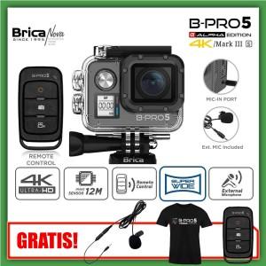 Harga brica b pro 5 alpha edition 4k mark iii s ae3s   grey   free | HARGALOKA.COM