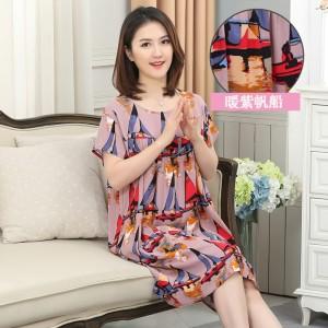 Harga daster import dt baju tidur piyama wanita dewasa cantik   | HARGALOKA.COM