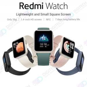 Harga xiaomi redmi smartwatch series sport waterproof jam tangan redmi   navy global   HARGALOKA.COM
