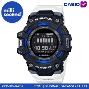 Harga casio g shock gbd 100 1a7dr gbd100 1a7 original amp garansi   HARGALOKA.COM