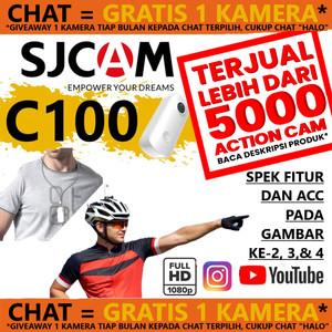 Harga xiaomi yi 4k rival sjcam c100 action camera full hd 1080p | HARGALOKA.COM