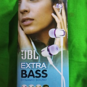 Harga headseat earphone jbl extra bass dynamic sound v30   | HARGALOKA.COM
