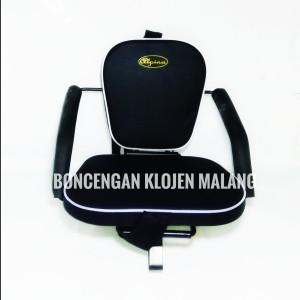 Katalog Paket Kursi Boncengan Motor Matic Bebek Polos Helm Retro Anak Katalog.or.id