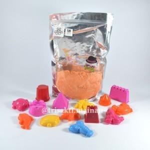 Harga mainan pasir 500gr plus   HARGALOKA.COM