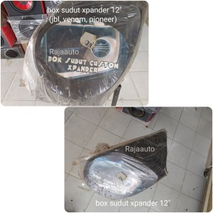 Harga box sudut subwoofer 12 34 xpander jbl venom pioneer dan mobil lainnya | HARGALOKA.COM