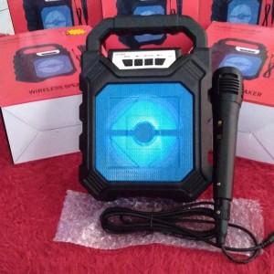 Harga speaker bluetooth speaker aktif speaker portabel mic | HARGALOKA.COM