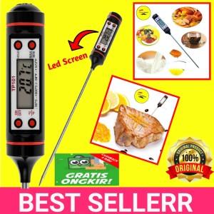 Harga termometer makanan masakan minuman kopi air digital   food | HARGALOKA.COM