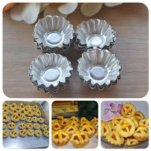 Harga cetakan nastar cetakan pie mini cetakan kue kering   motif   HARGALOKA.COM