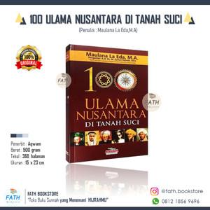 Harga buku islami laris buku 100 ulama nusantara di tanah suci   HARGALOKA.COM