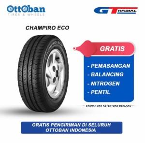 Harga ban gt radial champiro eco ukuran 175 70 | HARGALOKA.COM