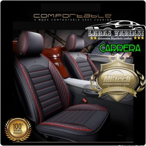 Harga best seller mbtech carrera sarung jok mobil all new brio rs satya | HARGALOKA.COM