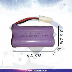 Harga promo 7 4v 1200mah baterai charger rc mainan elektronik anak mobil   batre 7 | HARGALOKA.COM