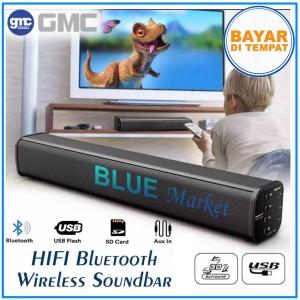 Harga speaker bluetooth gmc 881b rms 25w fm radio usb memory card aux | HARGALOKA.COM