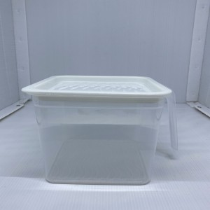 Harga kotak penyimpanan makanan buah food storage kulkas organizer   | HARGALOKA.COM