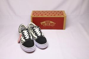 Harga sepatu premium original bnib vans oldskool catur murah berkualitas   | HARGALOKA.COM