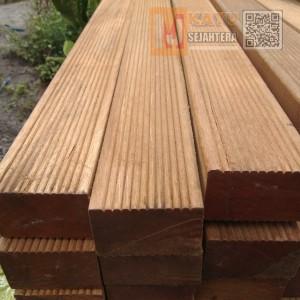 Harga beam balok usuk kayu bengkirai oven ex export 5x7x200 cm | HARGALOKA.COM