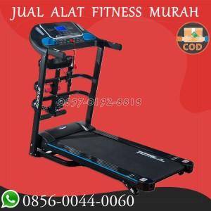 Harga alat fitness treadmill elektrik 2 hp tl 619 | HARGALOKA.COM