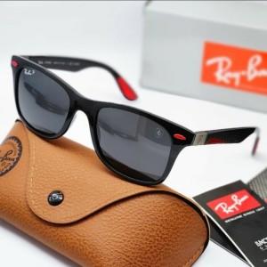 Harga kacamata sunglass pria ray ban chris 4195 polarized grade   HARGALOKA.COM