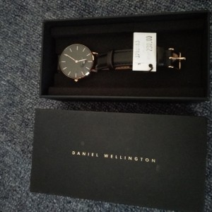 Harga jam tangan original daniel wellington dw size 3 8mm gold | HARGALOKA.COM