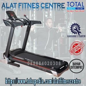 Harga alat fitness big treadmill elektrik tl 155   | HARGALOKA.COM