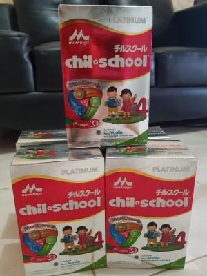 Harga morinaga chil school platinum tahap 4 vanilla   HARGALOKA.COM