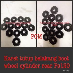 Harga Roda 47mm Karet Rubber D Shaft 3mm Hole N20 Motor Gearbox Wheel Tire Katalog.or.id