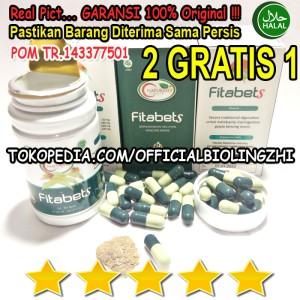 Harga obat fitabets   ciri fitabets asli original obat diabetes | HARGALOKA.COM
