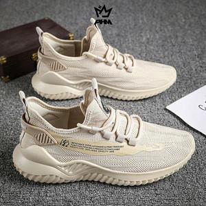 Harga phm shoes sepatu sneakers pria casual sepatu olahraga leto   khaki | HARGALOKA.COM