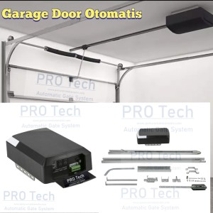 Harga automatic garage door pro tech mesin pintu garasi rumah | HARGALOKA.COM