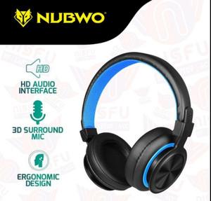 Harga best quality headphone gaming nubwo n10 headphone stereo | HARGALOKA.COM