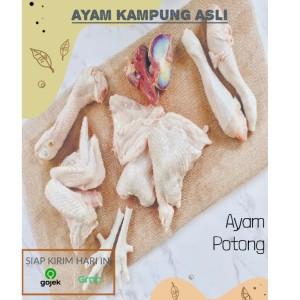Harga ayam kampung potong segar sehat bersih khusus bandung   potong | HARGALOKA.COM