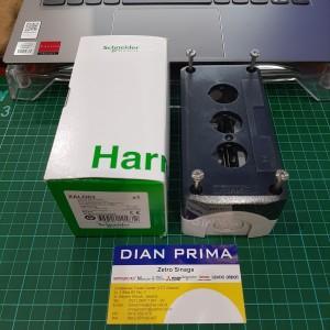 Harga schneider control box 3 holes 22mm xald03 ip66 with xb5 | HARGALOKA.COM