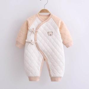 Harga romper kimono bayi newborn hangat premium     HARGALOKA.COM