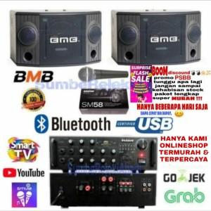 Harga jamin termurah promo paket karaoke bmb sound | HARGALOKA.COM