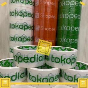 Harga lakban online shop lakban tokopedia putih hijau shopeeh murah   tokopedia   HARGALOKA.COM