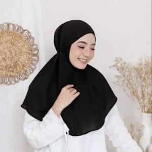 Harga a25 hijab bergo maryam tali khimar instan jilbab kerudung daily   on   HARGALOKA.COM